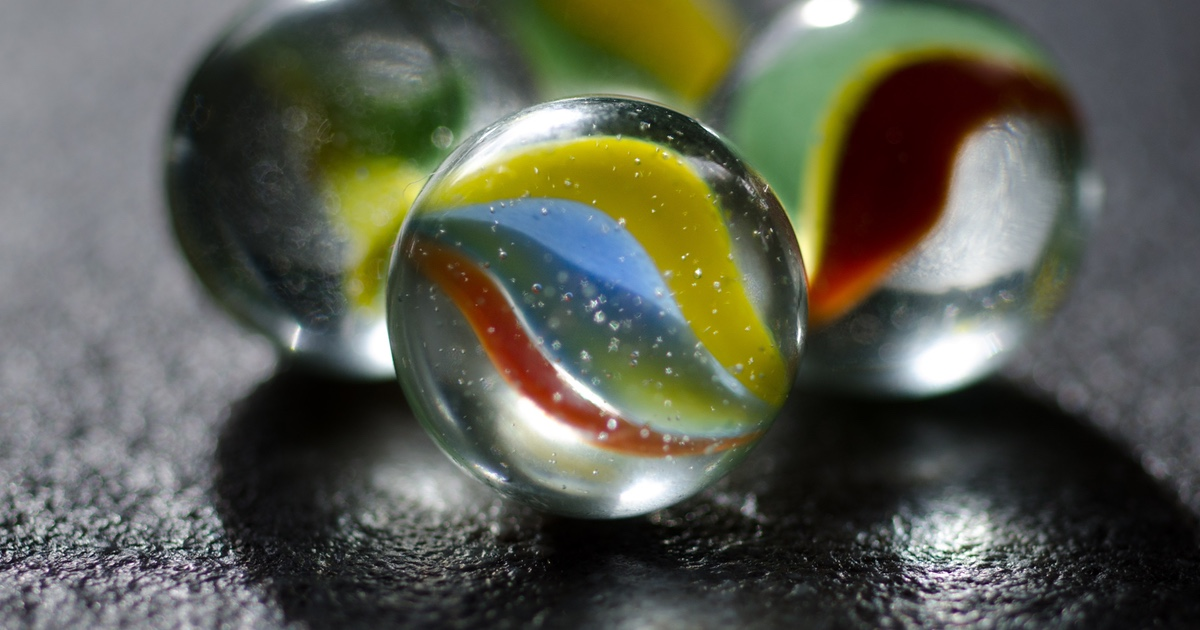 NO Marbles: Saying NO in order to say YES